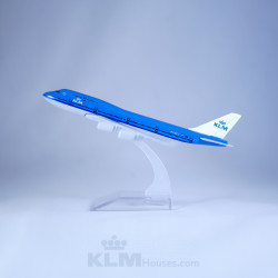 Miniature of the KLM Boeing...